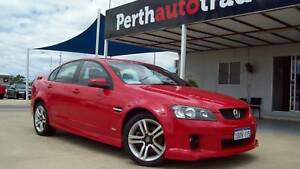 2008 HOLDEN COMMODORE VE SS SEDAN Kenwick Gosnells Area Preview