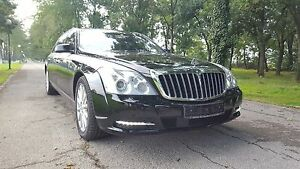 Maybach Maybach 62 S - FACELIFTING - MODELL 2010