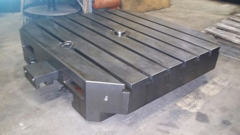"""T Slotted Table 32""""X32""""X8"""""""