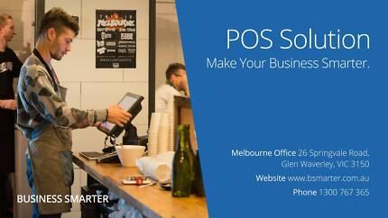 BSmarter POS Solution: Make your business smarter.
