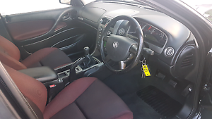 2007 Holden Commodore Ute - 6sp Manual - low km Cairns Cairns City Preview