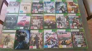 Xbox 360 60GB and games North Brighton Holdfast Bay Preview
