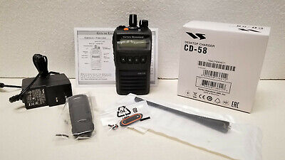 Vertex Standard Evx-534-g6-5 Uhf 403-470 Mhz 512ch 5w Digital Radio