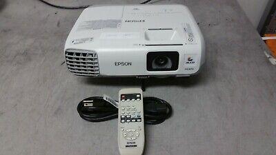 Refurbished Epson PowerLite 965 H583A LCD XGA 3500 Lumen Projector