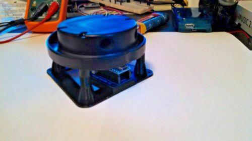 Robotics Project - map LIDAR & custom Teensy controller #2 -robotics first step