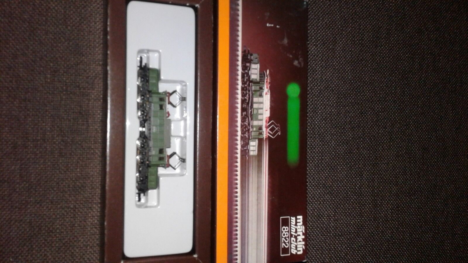 Märklin Z Modell 8822 Elok