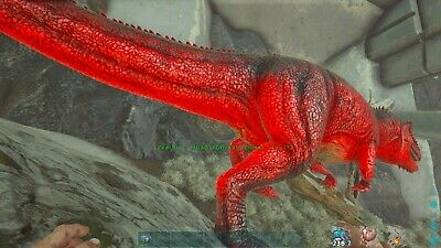Ark Unleveled deadpool 495 melee Female giga clone  PVE Xbox ONE Official