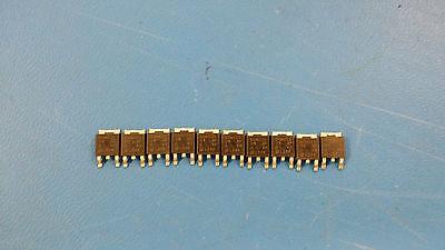 100 Pcs Sud50n025-09bp Siliconix Transistor Mosfet 25v 62a 55w 8.6mohm 10v