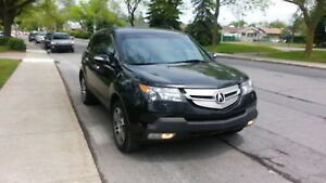 Acura MDX 7 places-Technologie Package
