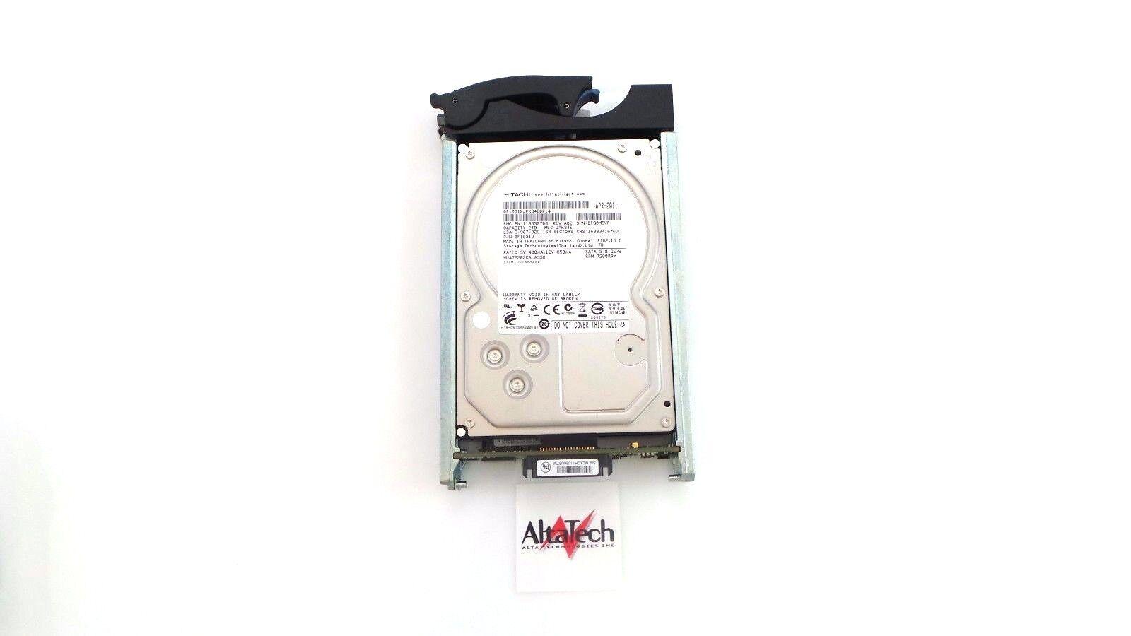 "HUA722020ALA330 HITACHI 2TB 0F10942 7.2K LFF 3.5/"" SATA HDD HARD DRIVE"
