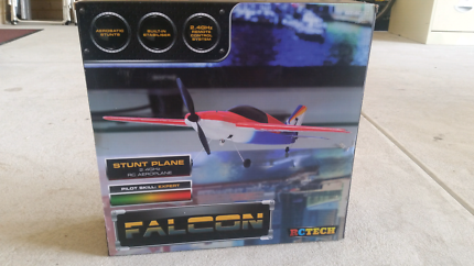 Rc plane  mode power on the left