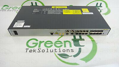 Cisco A901-12C-F-D ASR 901 Ethernet-Only interfaces DC Power Services Router US (Ethernet Services Router)