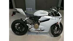 2013 Ducati 1199 Panigale ABS