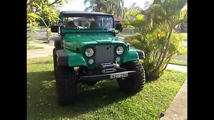 Jeep cj5 not Toyota ford chev Meadowbrook Logan Area Preview
