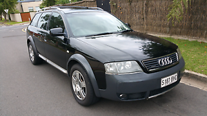 2002 Audi A6 Allroad Quattro V6 2.7 auto low kms Magill Campbelltown Area Preview