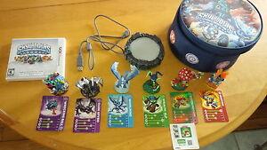 3DS Skylanders package