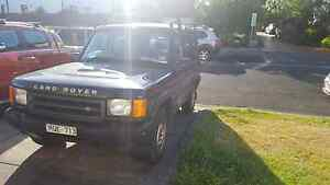 2002 Land Rover Discovery 2 Td5 low km's Williamstown Hobsons Bay Area Preview