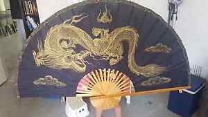Large Chinese Fan North Lakes Pine Rivers Area Preview