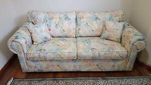 Sofa Bed with inner spring mattress Seven Hills Blacktown Area Preview