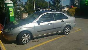 2003 Ford Focus Hatchback Woolloongabba Brisbane South West Preview