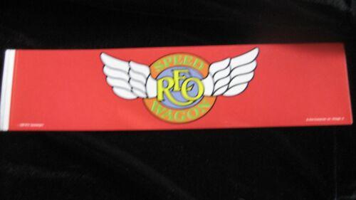 Reo Speedwagon-Bumper Sticker-80