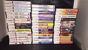 Jeux Nintendo DS - 3DS! J'achète les collections