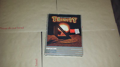 ATARI ST - Trinity - Big Box - Rare Game - Original Disks - Complete (Untested)