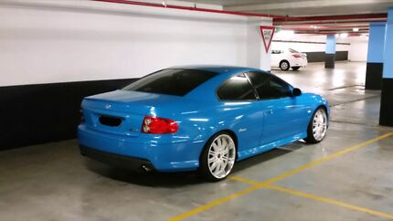 monaro cv8z, 6speed manual, mild mods etc Clear Island Waters Gold Coast City Preview