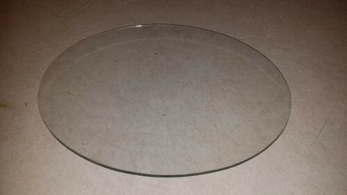 VINTAGE CLEAR CONVEX GLASS FOR PICTURE FRAME BUBBLE GLASS 11 x 14 in