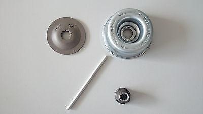 Stihl Blade Messer Kit 4128 Druckscheibe 4119 Laufteller M12 Mutter FS 350 400