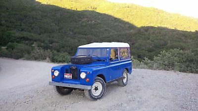 1969 Land Rover Other  1969 Land Rover 2A