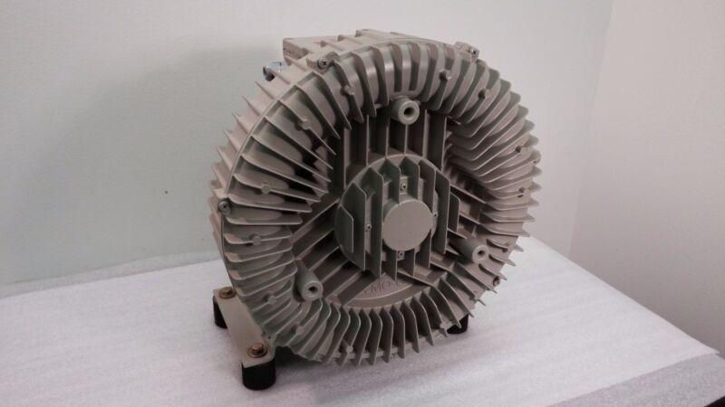 Siemens Elmo-G 2BH1 Gas Ring Vacuum Pump / Compressor