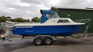 Haines Hunter V19C 20ft with Pod Smithfield Playford Area Preview