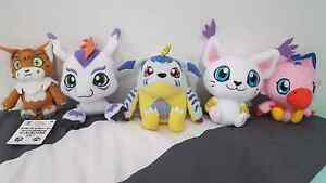 Official Digimon Banpresto Plushies Camira Ipswich City Preview