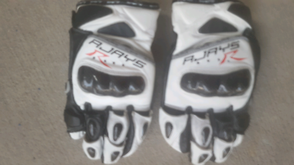 R jays motorbike gloves