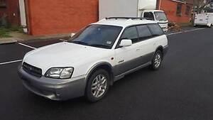 2000 Subaru Outback RWC REGO AUTO Cheltenham Kingston Area Preview