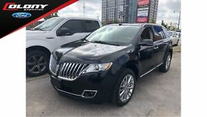 2014 Lincoln MKX Leather | Navi | Moonroof | Reverse Camera