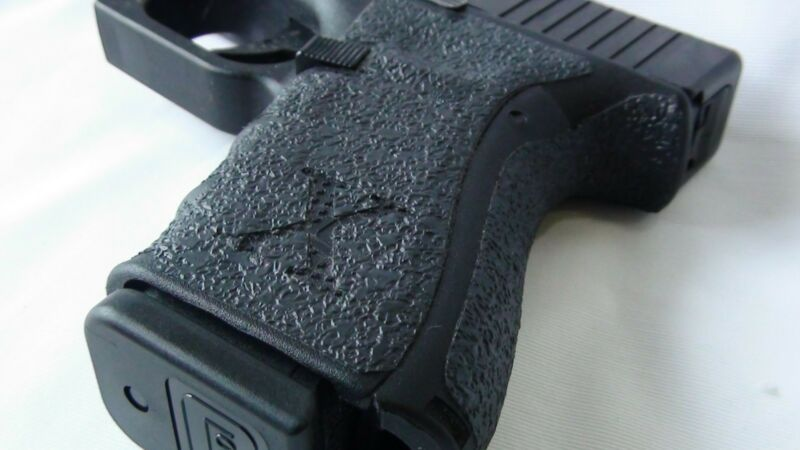FoxX Grips, Gun Grips, Grip Enhancement System for Glock 17/20/21/22/33 Non Slip