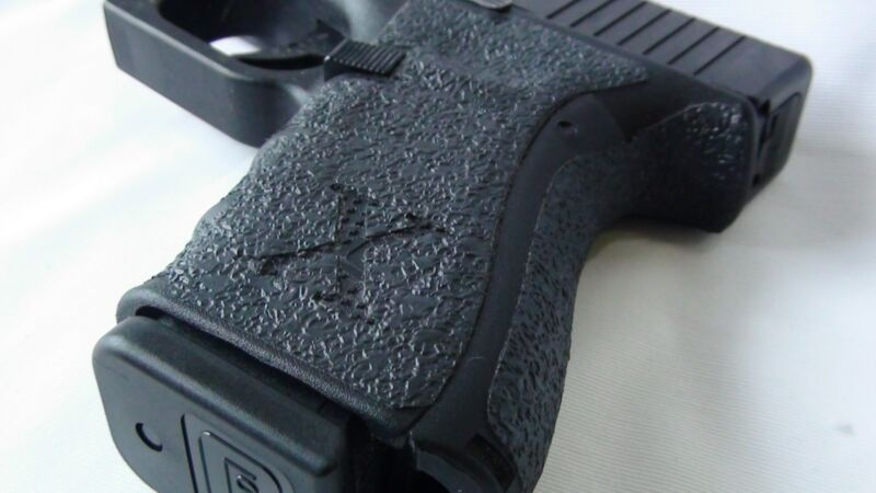 FoxX Grips, Gun Grips, Grip Enhancement System for Glock 43 9mm Non Slip New