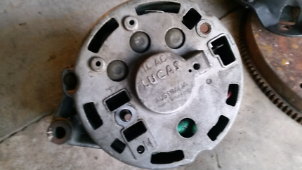 Holden 6 cylinder alternator