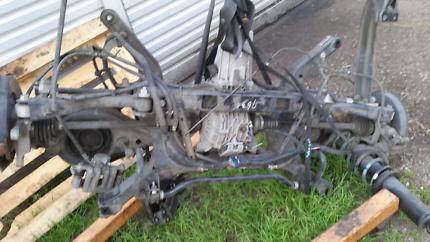 Holden Captiva diff differential  cradle . Wrecking  captiva