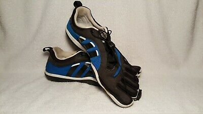 Adidas Adipure Lace Barefoot Trainer Running Shoes Men's Size 7.5 - Five Finger