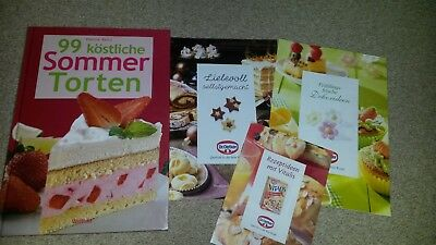 r. Oetker aber toll:99köstliche Sommertorten inkl.Rezeptheft (Sommer Torte Rezepte)
