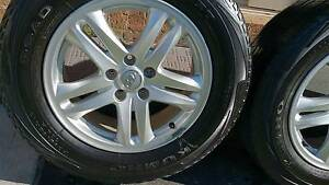 """17"""" Rims and Tyres 235/65R17 Dandenong South Greater Dandenong Preview"""