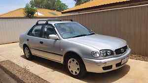 2000 Toyota corolla South Hedland Port Hedland Area Preview