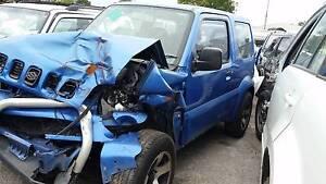 1999 Suzuki Jimmy Wagon WRECKING