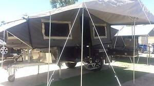 OFF ROAD FOLD OVER CAMPER TRAILER Adelaide CBD Adelaide City Preview