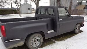 1977 GMC C10   ** Sell or Trade **