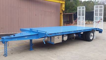 2015 FWR Single Axle Tag Trailer Cleveland Redland Area Preview