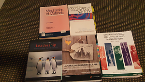 Textbooks Enngineering / Construction Management Coomera Gold Coast North Preview
